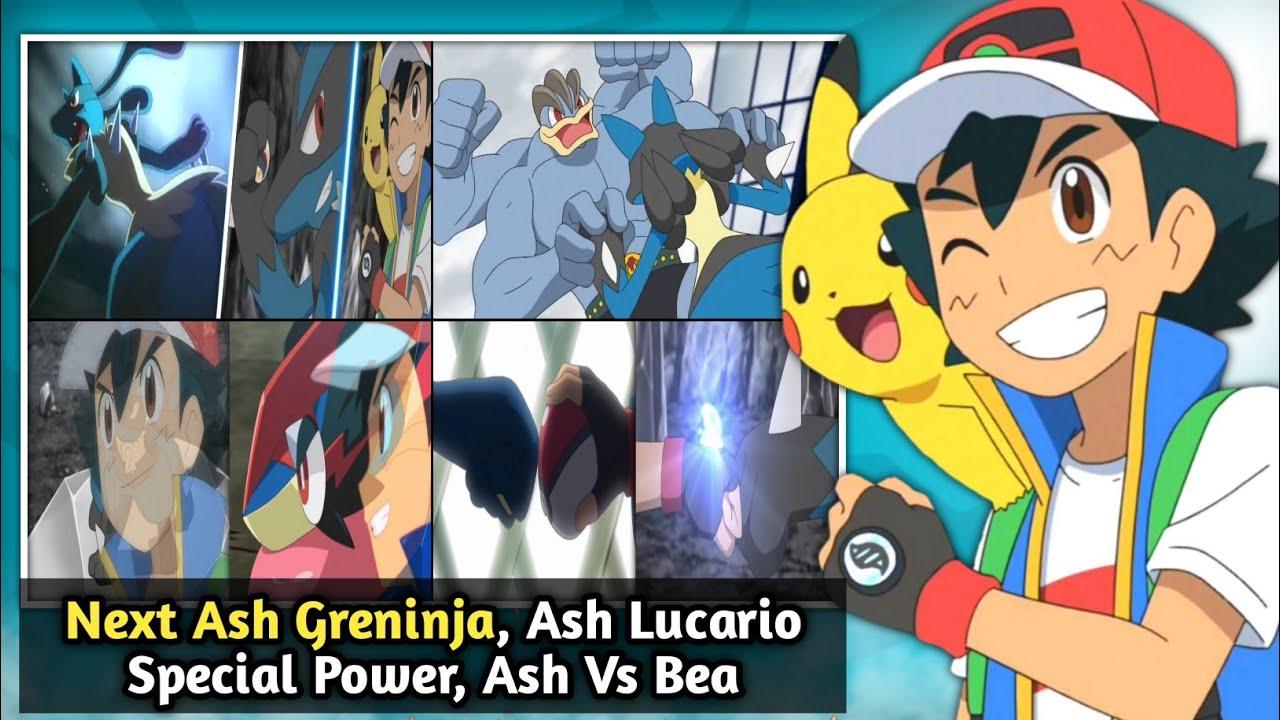 Download Ash Lucario Special Power😱   Ash Vs Bea   Pokemon Gen 9   Pokemon Journeys Episode 85, 86 Summary