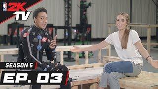 NBA 2K19 MyCAREER Cast - NBA 2KTV S5. Ep.3