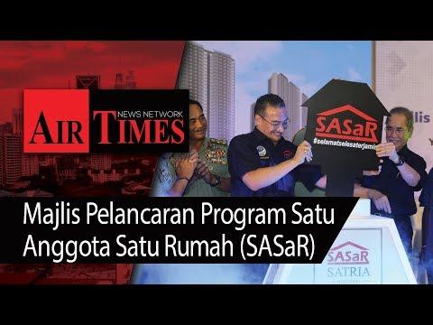 Majlis Pelancaran Program satu Anggota Satu Rumah (SASaR) di Sg Besi