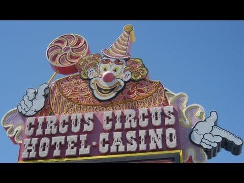 USA Las Vegas Hotel und Casino Circus Circus Nevada Manor Motor Lodge Strip Adventuredome