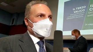 Terzo valico, il commissario Calogero Mauceri: