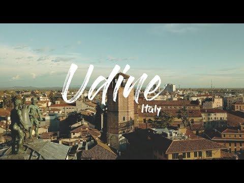Udine - Italy // Flyover // DJI Mavic Pro