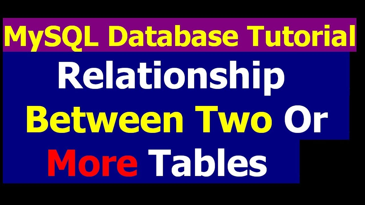 How to create table in mysql by query mysql database bangla.