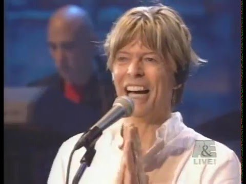 David Bowie – Heroes (A&E Live By Request 2002)