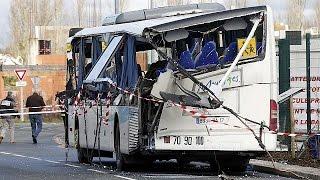 Γαλλία: Νεκροί μαθητές σε δύο δυστυχήματα με σχολικά λεωφορεία