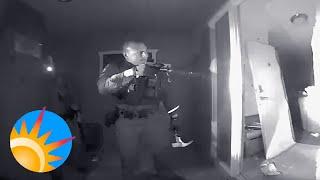 Arizona police break down door to check on child