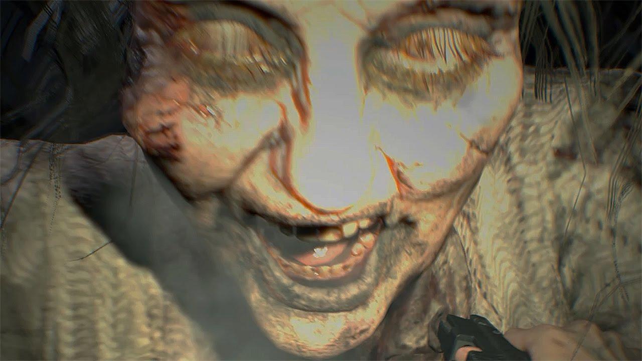 ЖИВУЧАЯ ТВАРЬ ► Resident Evil 7: Biohazard #5