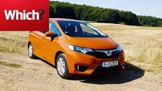 Honda Jazz 2015 - Which? Car first drive