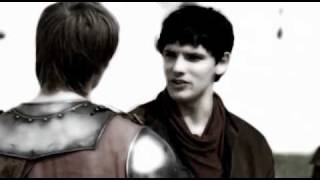 Arthur/Merlin/Gwaine | Near to You