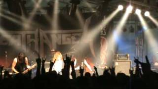 Death Angel - Thrown to the wolves (2010.05.23. Budapest, Metalfest)