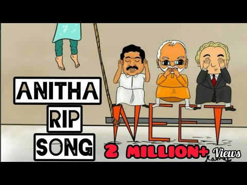 Anitha RIP Song - Gana Vinoth | Sorry Entertainment
