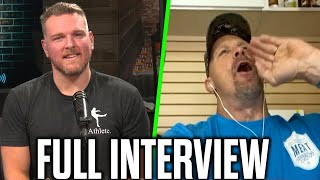 Pat McAfee & Stone Cold Steve Austin Talk What Build His Character, Working For The WWE, And More