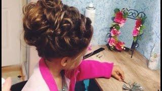 видео Прически девочкам на выпускной в детском саду (фото)