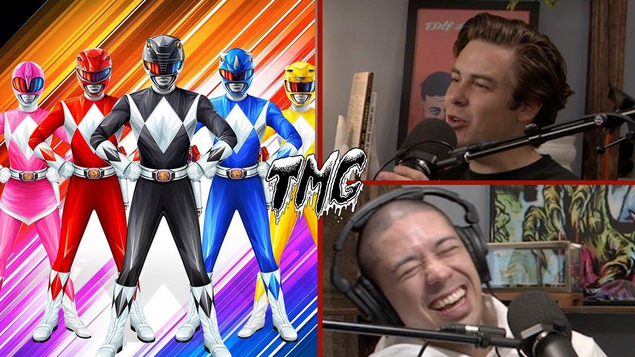 Power Rangers Got WEIRD
