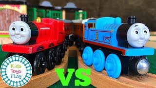 thomas and friends full episodes reds vs blues thomas the train season 19