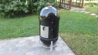 backyard barbecue basics the weber smokey mountain