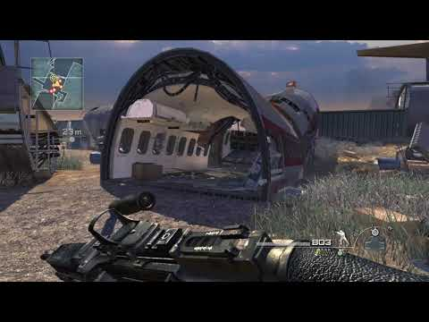 """Call of Duty: Modern Warfare 2 - Special Ops: """"Snatch and Grab"""" Recruit Gameplay (NO COMMENTARY)"""