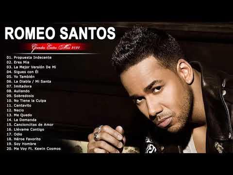 Romeo Santos Greatest Hits Full Album | Romeo Santos Best Songs
