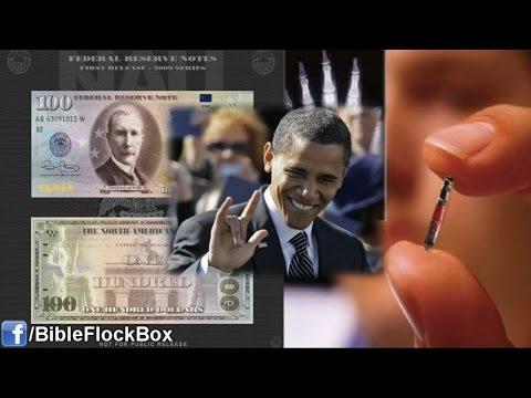 BARACK OBAMA and the NEW WORLD ORDER 666