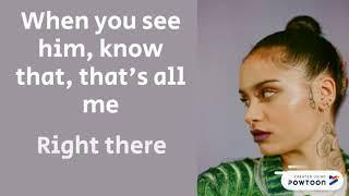 Kehlani - All Me (ft. Keyshia Cole) Lyrics