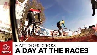 Cyclo-Cross Racing – Tнe Belgian Experience | Matt Does Cyclo-Cross Ep. 5