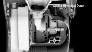 Moteur numérique Dyson Airblade - domotelec.fr