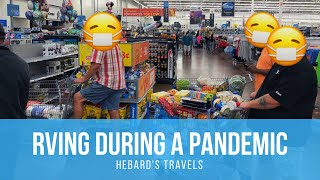 Past 48 Hours In Orlando | RVing During A Pandemic