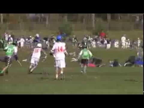 Benjamin Tunnell Fall Lacrosse 2013