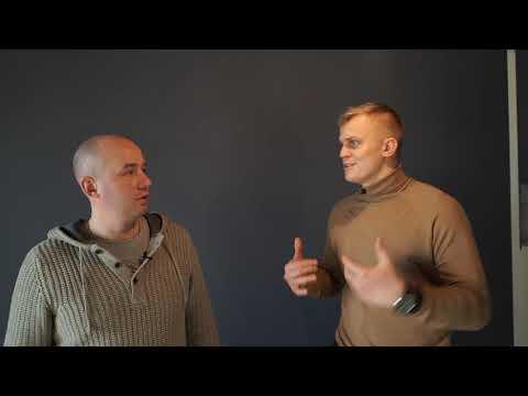 Михаил Суслов - видеоблогер и генеральный директор строительной фирмы Голомозлзин Роман