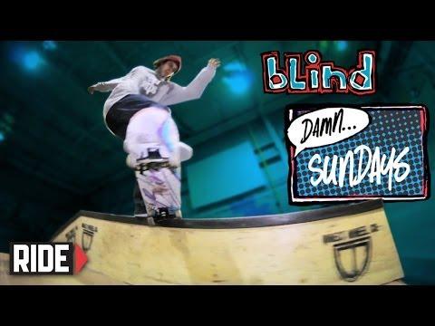 TJ Rogers At The Loft - Blind Damn Sundays