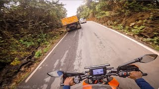 gopro hero 5 / travel diaries / ktm duke 390 / karnataka