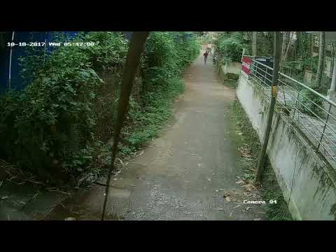 the man try to rape a girl at kozhikode city road