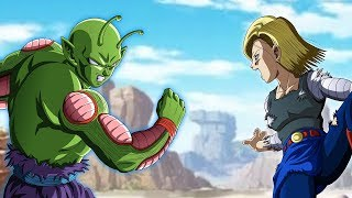 What If Piccolo Fought Android 18 Instead of Android 17?