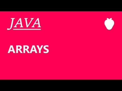 java-tutorial-for-beginners-#9---arrays