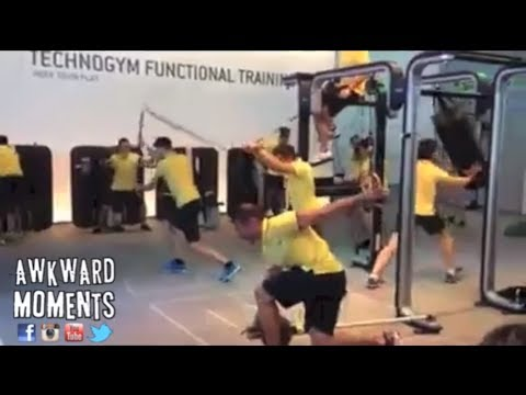 Crossfit™ Circus || Benny Hill Theme