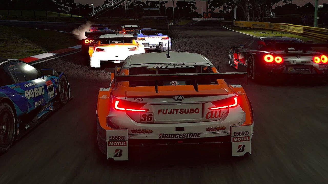 Gran Turismo Sport - Gameplay Lexus AU Tom's RC F @ Mount Panorama [1080p  60fps]