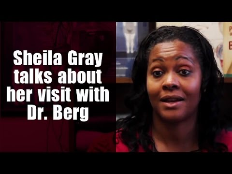 Sheila Gray Talks About Her Visit with Dr. Berg