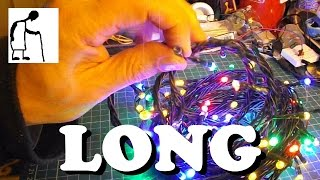 How to Fix Broken Battery Operated Fairy Lights