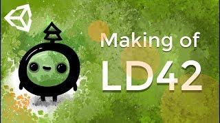 LUDUM DARE 42 - Making of EVOLUTION