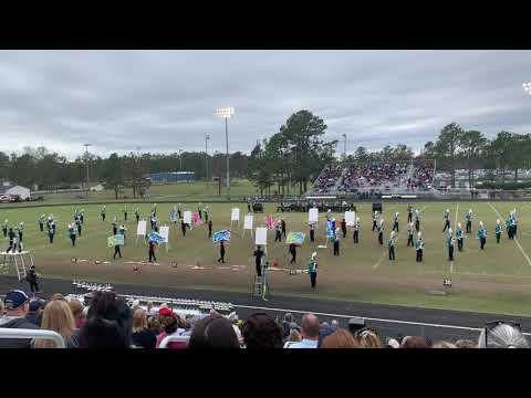 11.2.19 West Johnston High School Marching Band