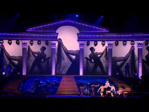 Kylie Minogue - Cupid Boy live - BLURAY Aphrodite Les Folies Tour - Full HD