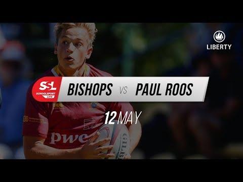 Bishops 1st XV vs Paul Roos 1st XV, 12 May 2018
