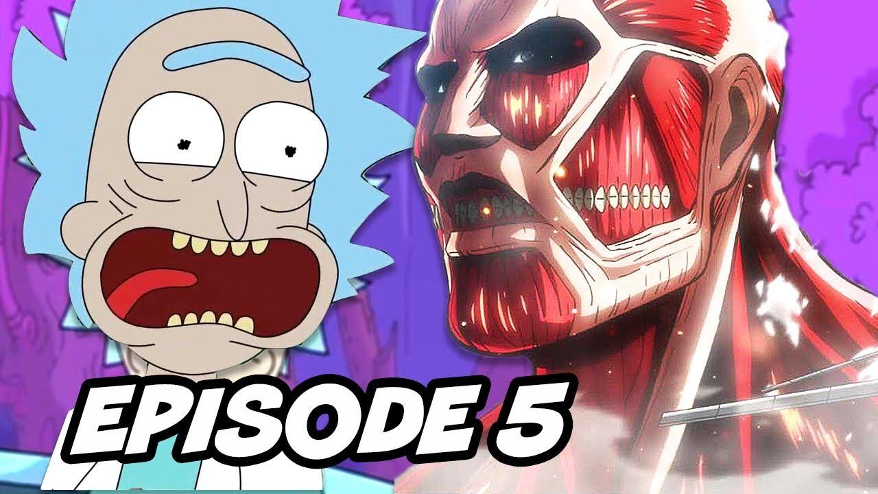 Rick And Morty Season 3 Episode 5 Stream