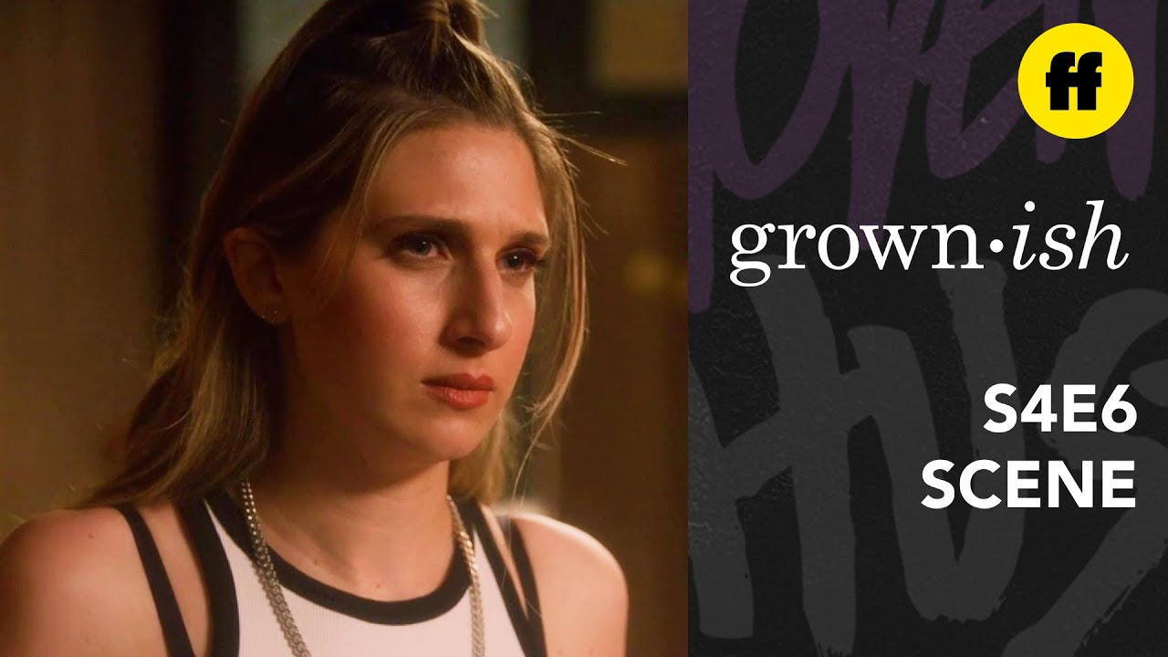 Download grown-ish Season 4, Episode 6 | Nomi Gets Called Out on Her White Fragility | Freeform