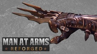 Repeat youtube video Batman's Wolverine Claws - MAN AT ARMS: REFORGED