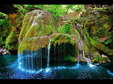 Beautiful Bigar Waterfall, Romania