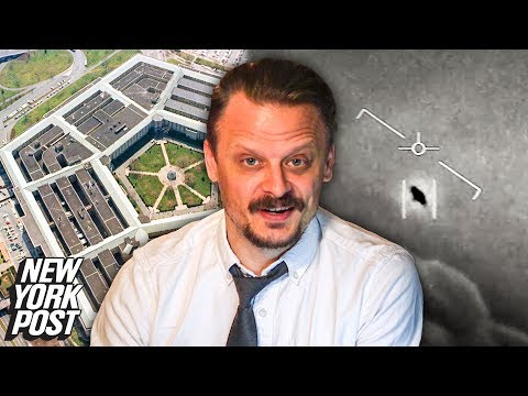 Aaron Zytle - The Pentagon finally admits it investigates UFOs