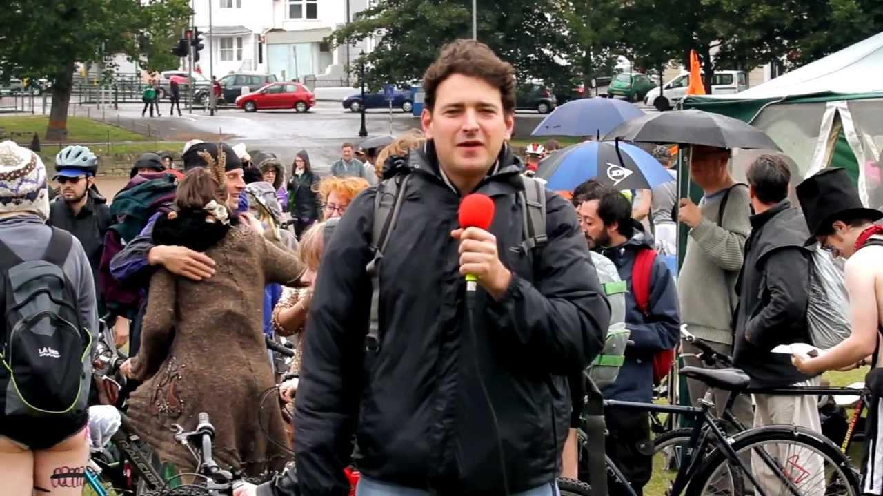 Brighton Naked Bike Ride 2014 on Vimeo
