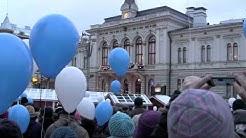 Itsenäisyyspäiväjuhla 2013 Tampereella