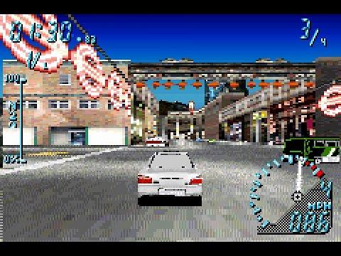 Need For Speed : Underground (GBA 2003)